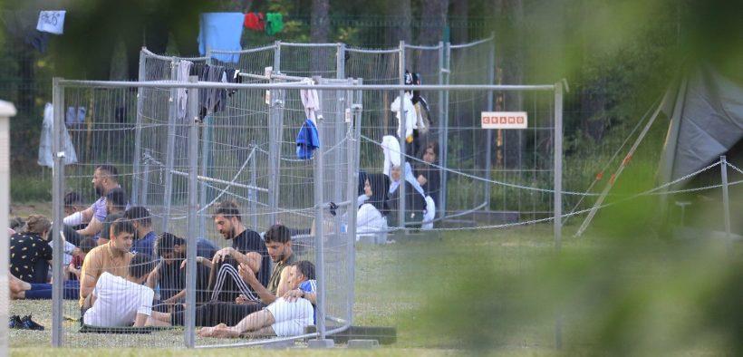 ارتفاع معدل المهاجرين إلى ألمانيا عبر بيلاروسيا وطالبان تحذر من موجات جديدة