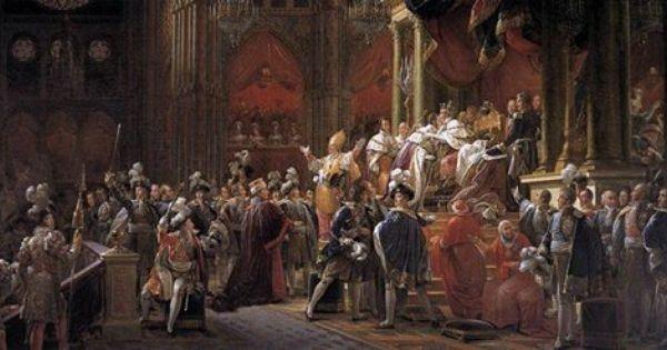 شارل العاشر ملك فرنسا
