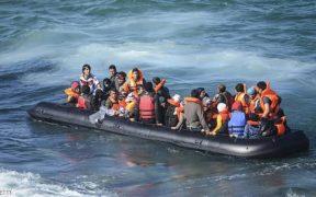 وصول 170 مهاجراً إلى جزيرة لامبيدوزا الإيطالية