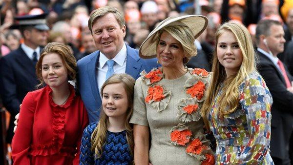 هولندا تسمح للعائلة المالكة بالزواج المثلي